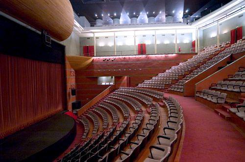 Sala De Conciertos Teatro De Madrid