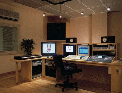 Estudio de Grabación Capital Sound Studios